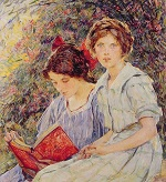 Two_Girls_Reading
