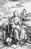 Durer/Madonna_With_The_Monkey