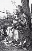 Durer/Madonna_By_The_Tree