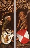 Sylvan_Men_with_Heraldic_Shields