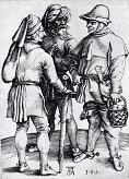 Durer/Three_Peasants_In_Conversation