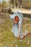 Alma_Tadema/ flora