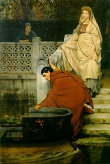 boating / Alma_Tadema