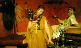Between_Hope_and_Fear/ Alma_Tadema