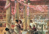 Caracalla_and_Geta / Alma_Tadema/Lawrence Alma Tadema