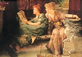 Comparisons / Alma Tadema / Lawrence Alma-Tadema