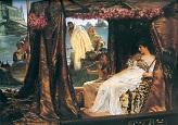 Antony_and_Cleopatra / Lawrence Alma-Tadema