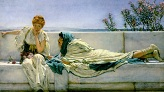 pleading / Alma_Tadema / Lawrence Alma-Tadema