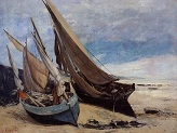 Fishing_Boats_on_the_Deauville_Beach